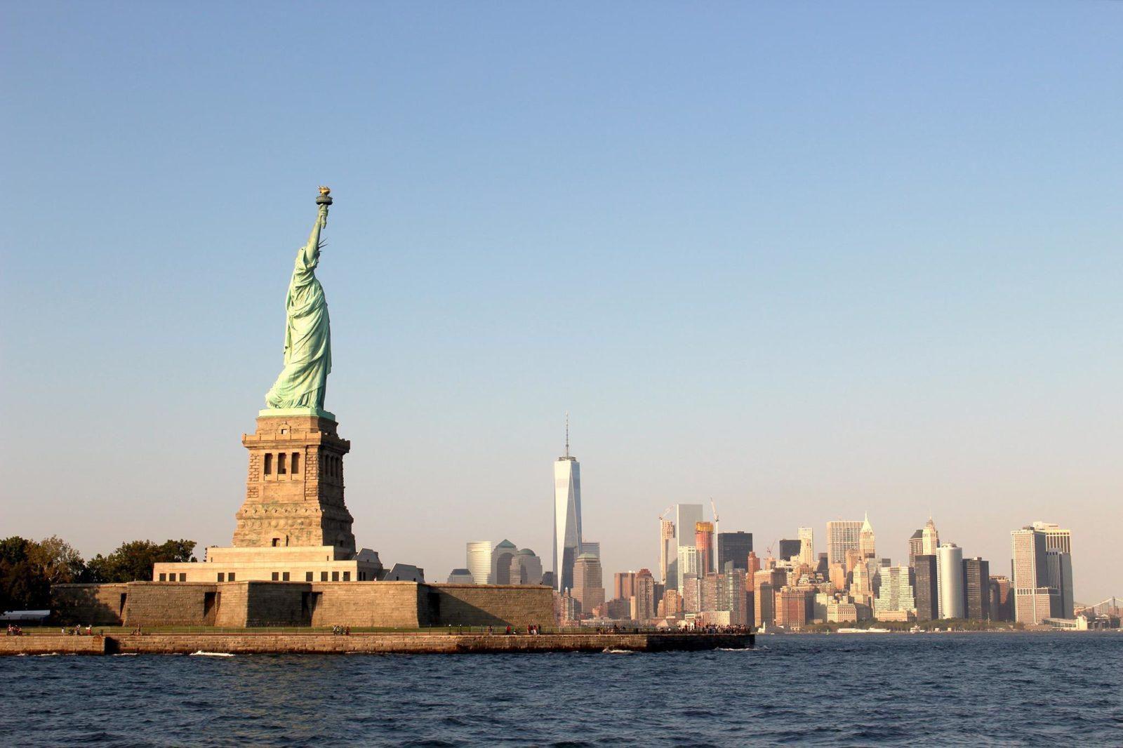 statue de la liberté a new york