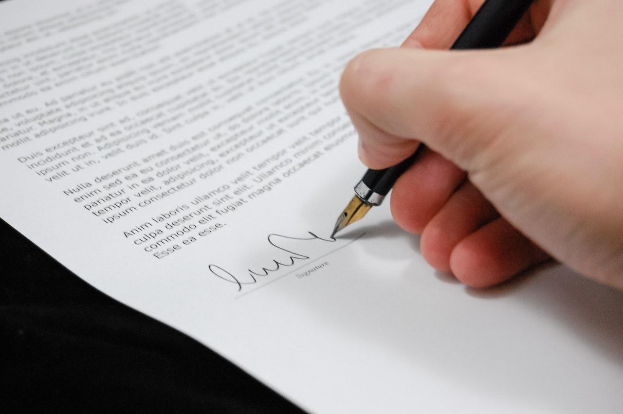signature contre assurance vie