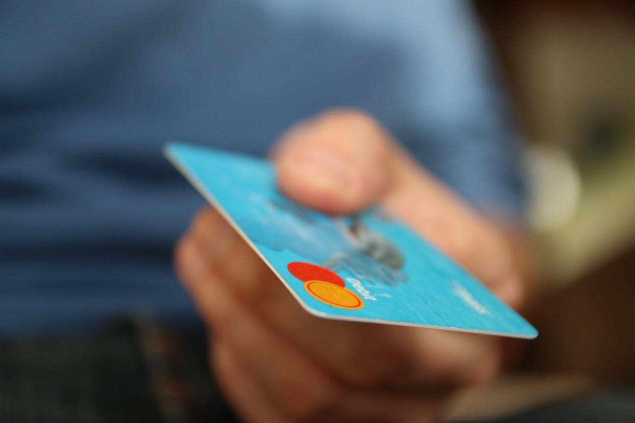 carte bancaire pour crédit