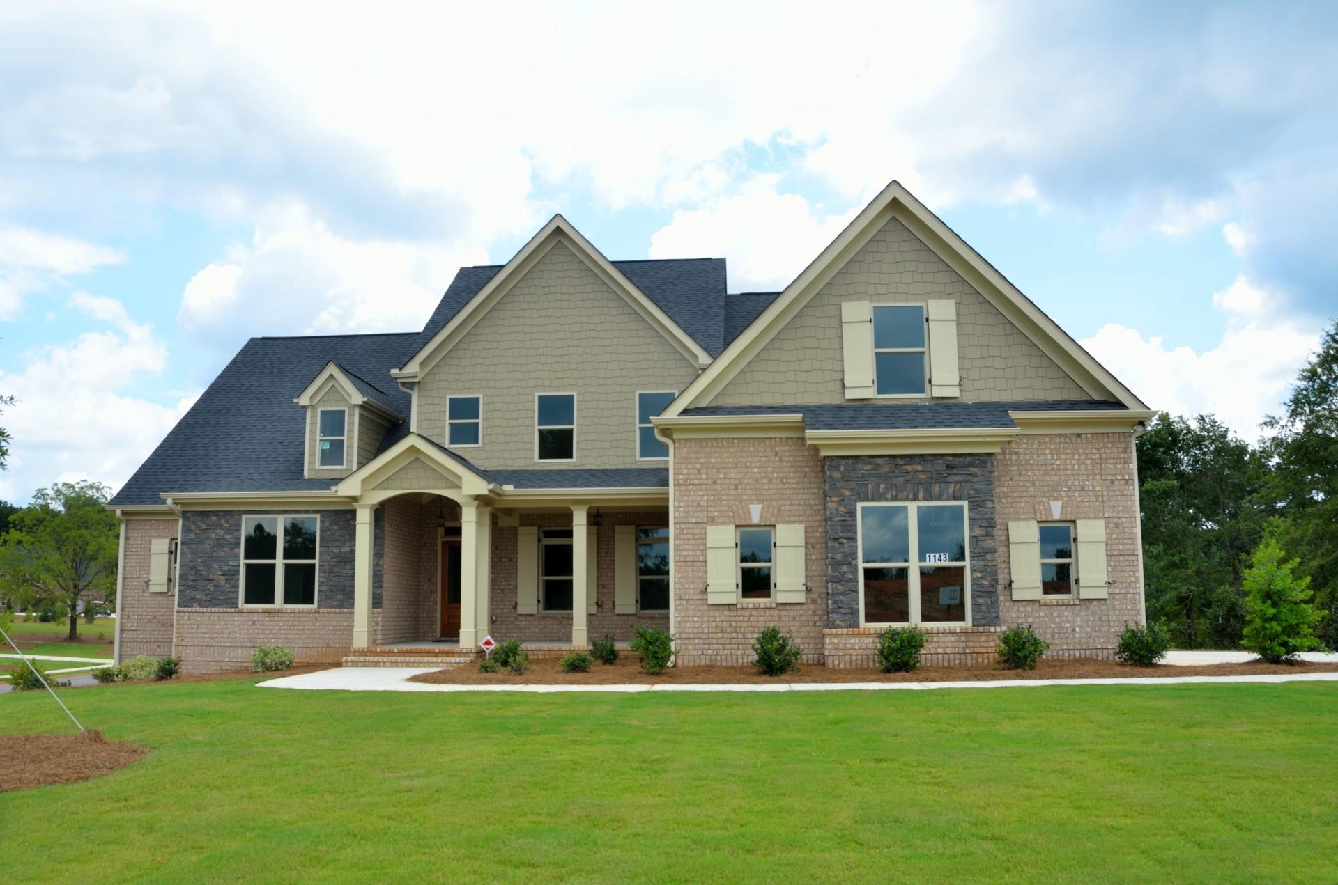 maison construite