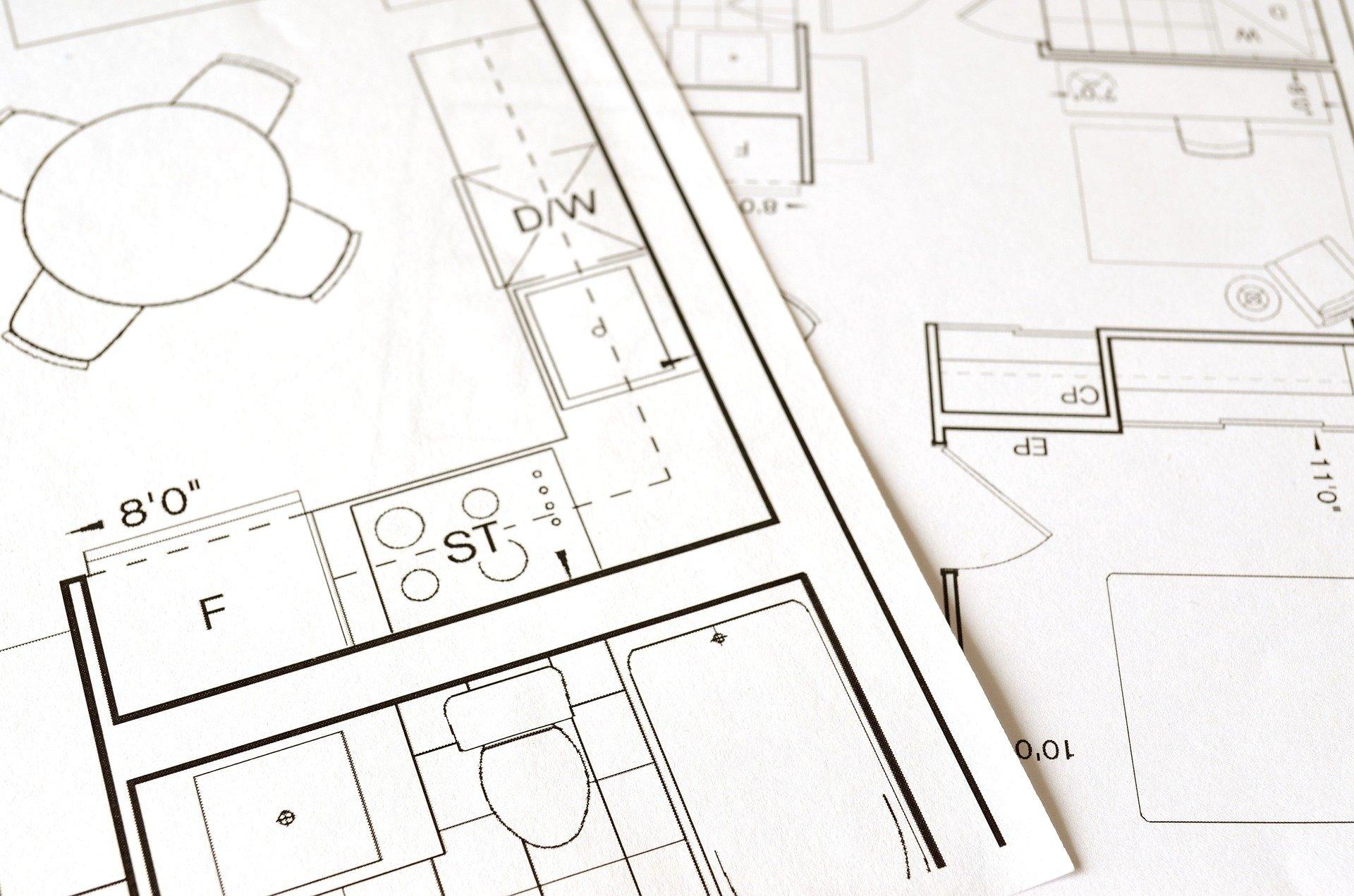 plan de rénovation maison