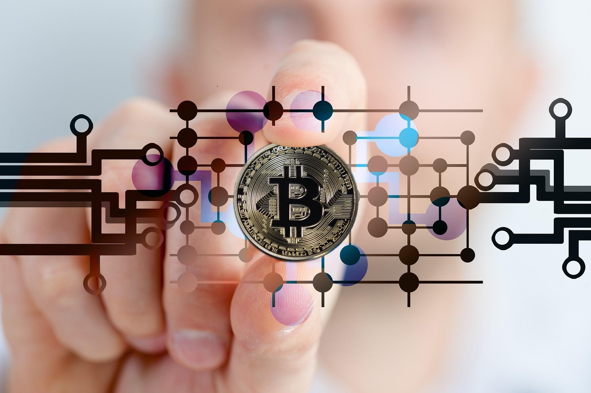 piece de bitcoin